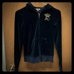 Juicy Couture EUC Sz S Velour Jacket